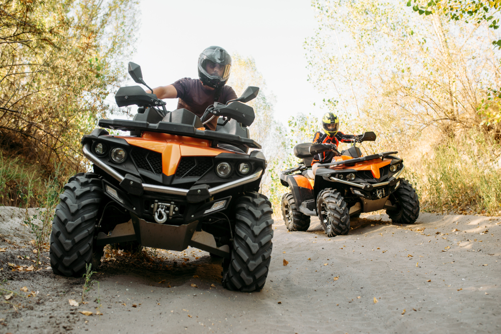 Préparer son quad avant de partir en excursion
